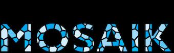 Friskolan Mosaik Logotyp